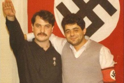 Un dirigeant nazi grec en fuite: Que fait la police?
