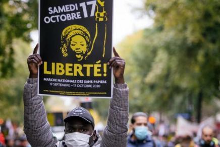 Γαλλία: «Πράξη 3» της πάλης τωνχωρίς-χαρτιά