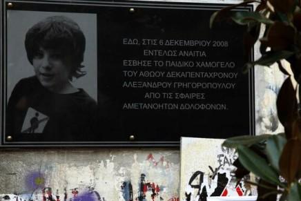 Grèce: seconde mort pourGrigoropoulos