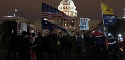 ΗΠΑ: «Μεγάλη ΚλεμμένηΕκλογή»;