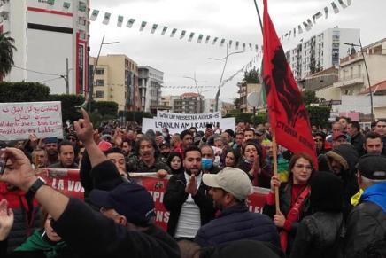 Αλγερία: Ζήτω το λαϊκόΧιράκ!