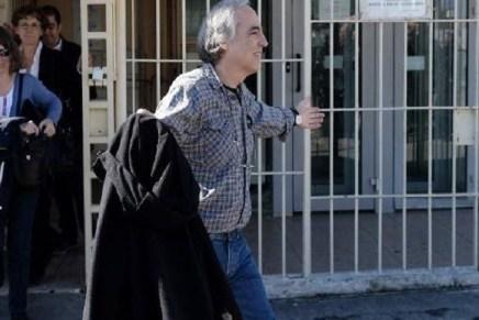 4η Διεθνής: Αλληλεγγύη με τον απεργό πείναςΚουφοντίνα!