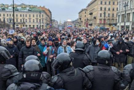Απελευθέρωση τώρα των πολιτικών κρατουμένων στηΡωσία!