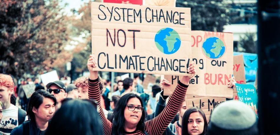 Η πάλη για το κλίμα ενόψει τηςCOP26
