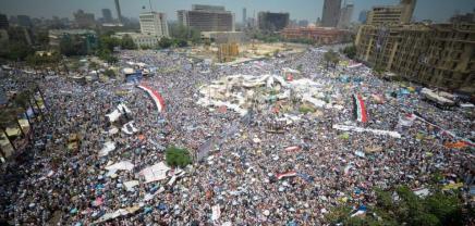 Για τις επαναστάσεις σε Βόρειο Αφρική και ΜέσηΑνατολή