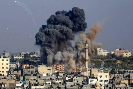 Παλαιστίνη: η εθνοκάθαρσηκλιμακώνεται