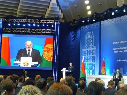 Λευκορωσία: «Πρωτοφανές επεισόδιο»!