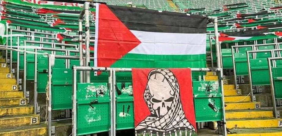 Αλληλεγγύη με τους Παλαιστίνιους ενάντια στη νεο-αποικιακήεπίθεση