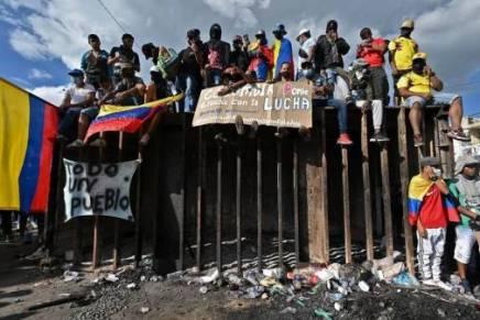 Κολομβία: Για μια εναλλακτική στοκαθεστώς!