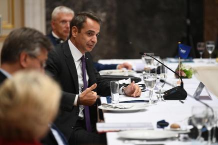 Grèce : deux ans d'ultra-libéralisme et de répressiongénéralisée