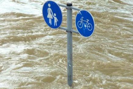 Πλημμύρες: δεν είναι φυσικήκαταστροφή
