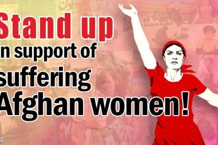 Κάλεσμα για δράση υπεράσπισης των Αφγανώνγυναικών
