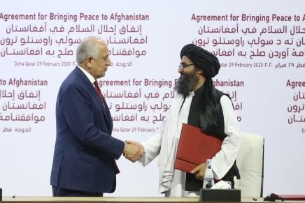 Αφγανιστάν: Μια διπλήτραγωδία