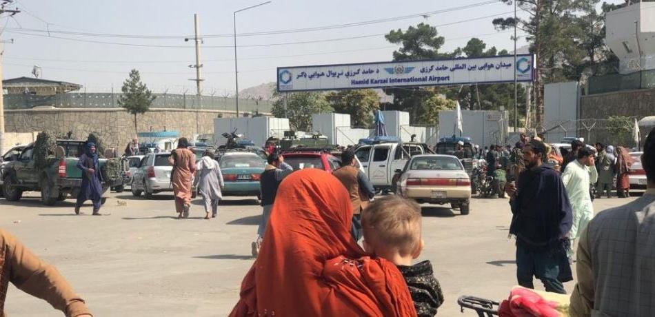 Αλληλεγγύη με τον αφγανικόλαό!